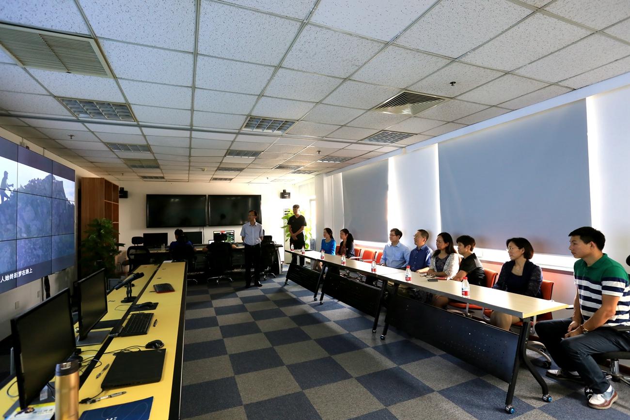 环保部评估中心莅临清新环境会议留影2.jpg